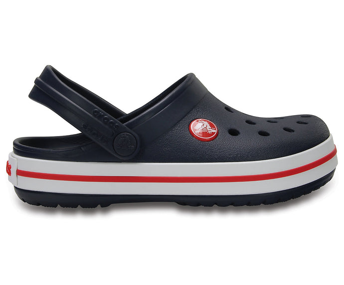 Crocs Australia Kids Crocband Clog | Navy/Red One Country MOuse