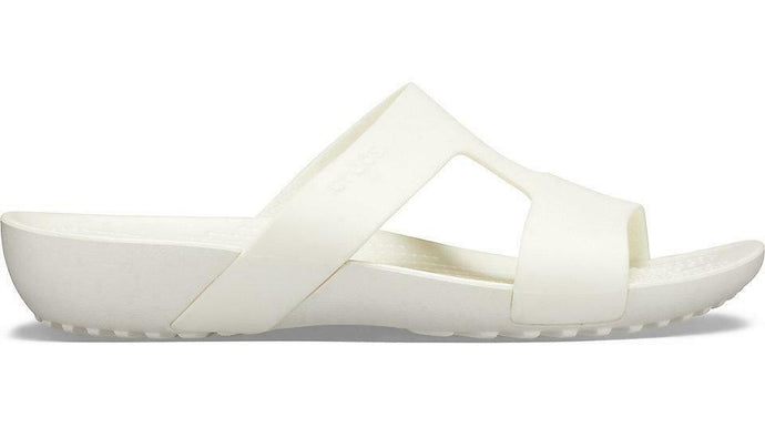 Crocs Australia serena slide white One country Mouse Yamba