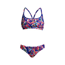 Load image into Gallery viewer, Funkita Swimwear Ladies Sports Top BamBamBoo One Country Mouse Yamba
