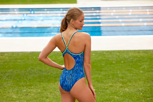 Diamond Back One Piece | Wild Hide