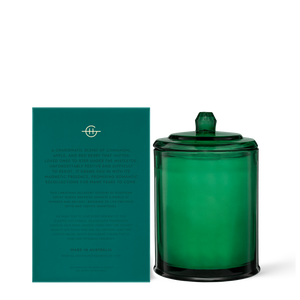 Glasshouse Fragrances Under The Mistletoe - 380g Candle - One Country Mouse Yamba