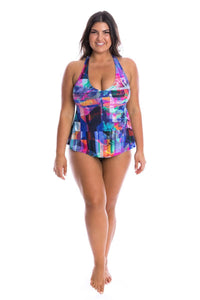 T-Back Tankini Top