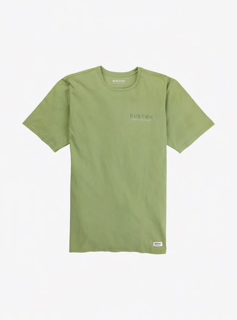 Men's Burton Inkwood Short Sleeve T-Shirt | Sage Green