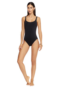 JETSET | DOUBLE STRAP ONE PIECE |