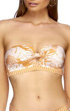 Load image into Gallery viewer, TRANQUILLITY | BANDEAU BIKINI TOP