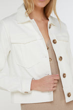 Load image into Gallery viewer, Elk Collective Bellamy Jacket | White