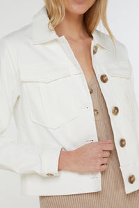 Elk Collective Bellamy Jacket | White