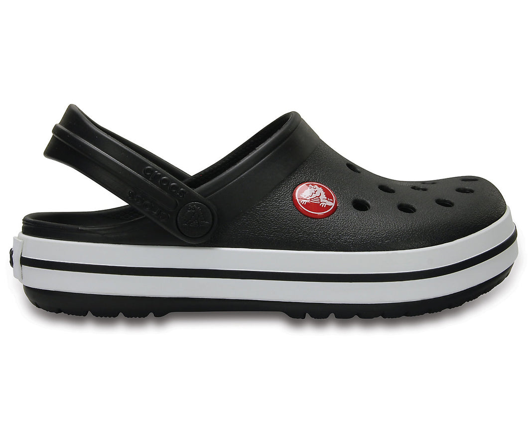 Crocs Australia Kids Crocband Clog | Black One Country Mouse