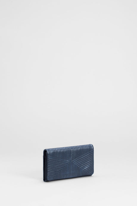 elk the label Jaana Wallet | Navy