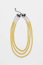 Load image into Gallery viewer, Elk the Label Ettie Necklace | Sulphur/Blush