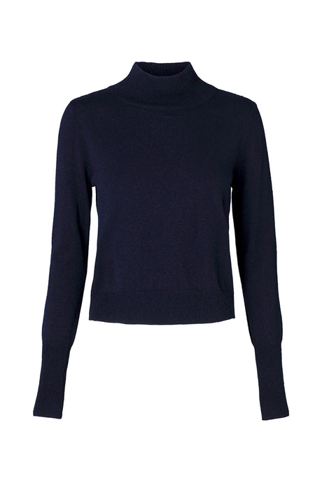 Abrielle Knit | Navy