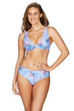 Load image into Gallery viewer, BAHAMAS | MID BIKINI PANT | SKY BLUE