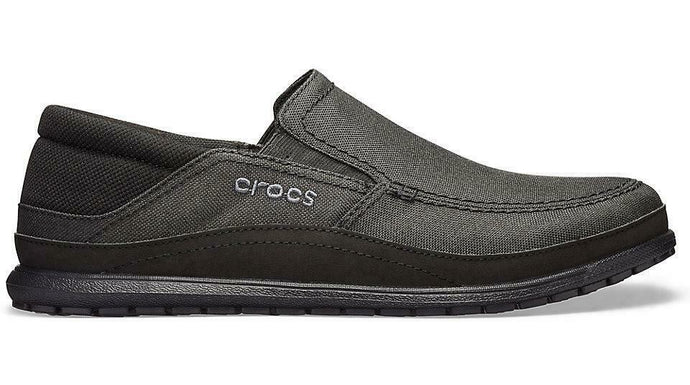 Santa Cruz Playa Slip On | Black/Black
