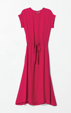 Load image into Gallery viewer, Ripple Dress | Crimson