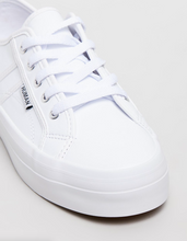 Load image into Gallery viewer, Human Shoes Cass Sneaker White Leather, Human Premium Footwear