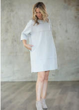 Load image into Gallery viewer, Audrey Linen Dress