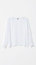 Load image into Gallery viewer, Drift L/S Top | White