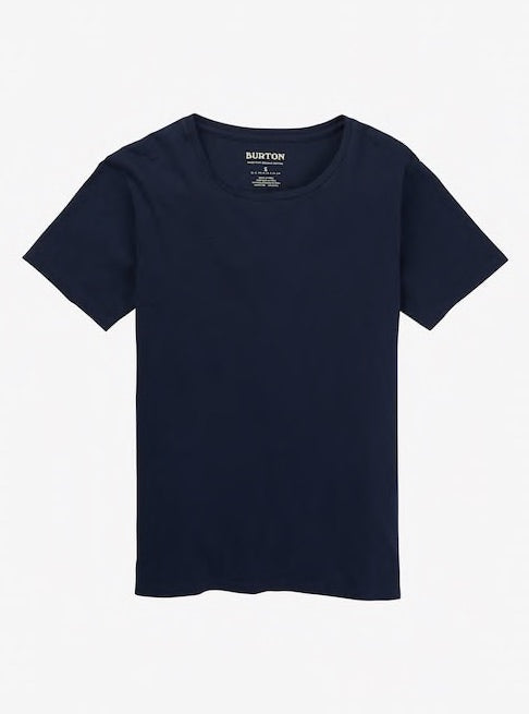 Women's Burton Classic Short Sleeve T-Shirt | Dress Blue