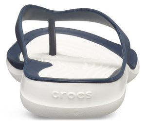 Crocs Australia Women's Swiftwater Flip | Navy/White One Country Mouse Yamba