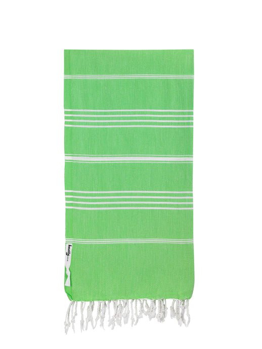 Knotty Original Turkish Towel | Gecko