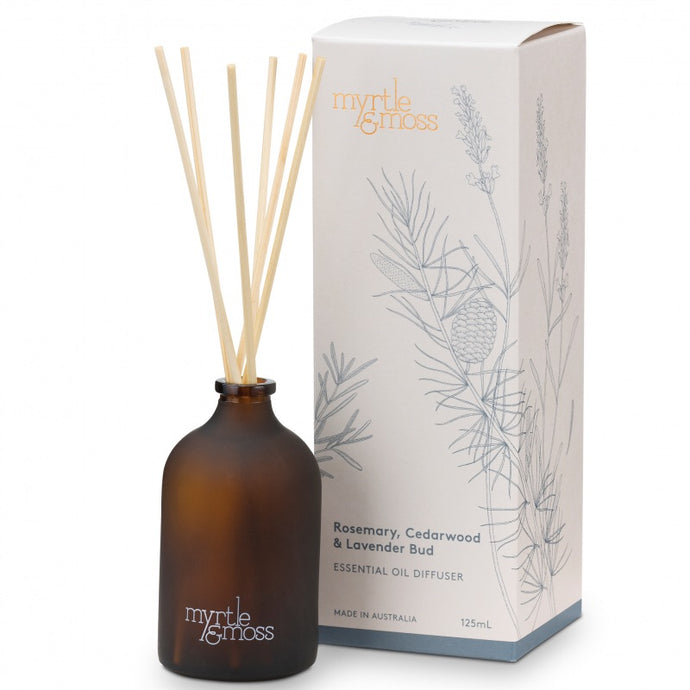 Essential Oil Diffuser | Rosemary, Cedarwood and Lavendar Bud