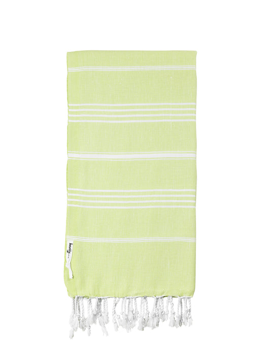 Knotty Original Turkish Towel | Kiwi