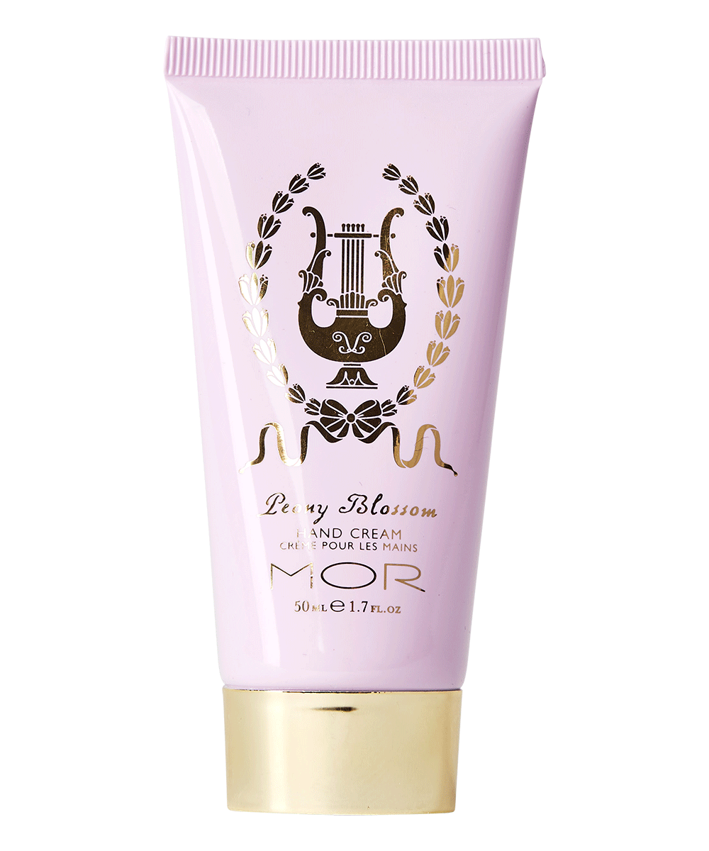 Mor Boutique Little Luxuries Peony Blossom Hand Cream 50ml