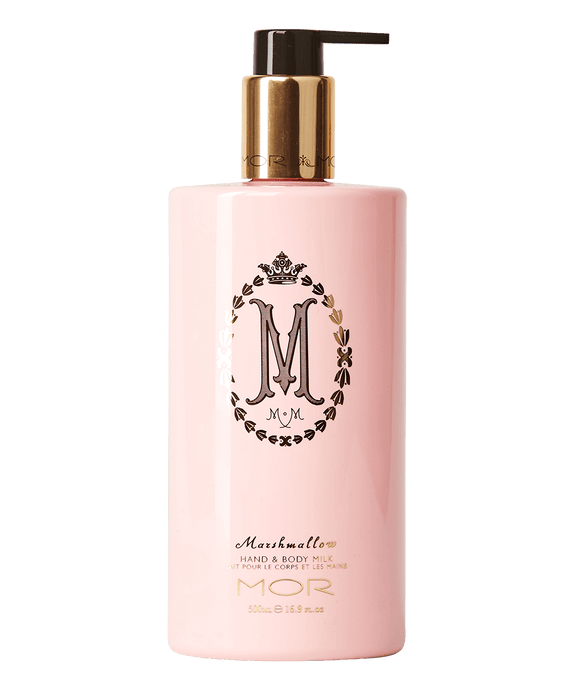 Mor Boutique Marshmallow Hand & Body Milk
