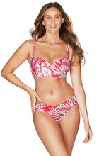 Load image into Gallery viewer, E-CUP BANDEAU SWIM TOP | RED