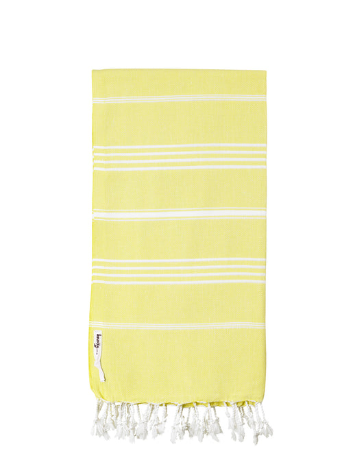 Knotty Original Turkish Towel | Sunshine
