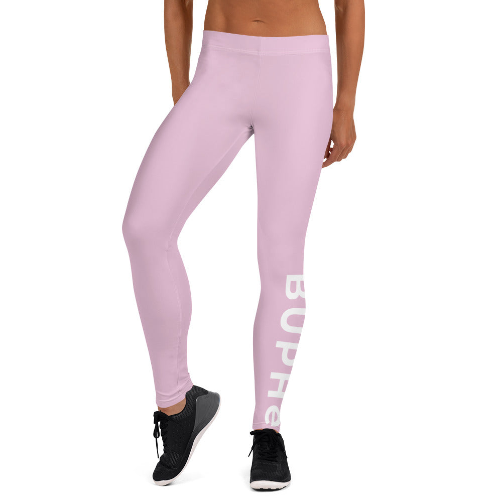 BUPHè Performance Leggings Pink