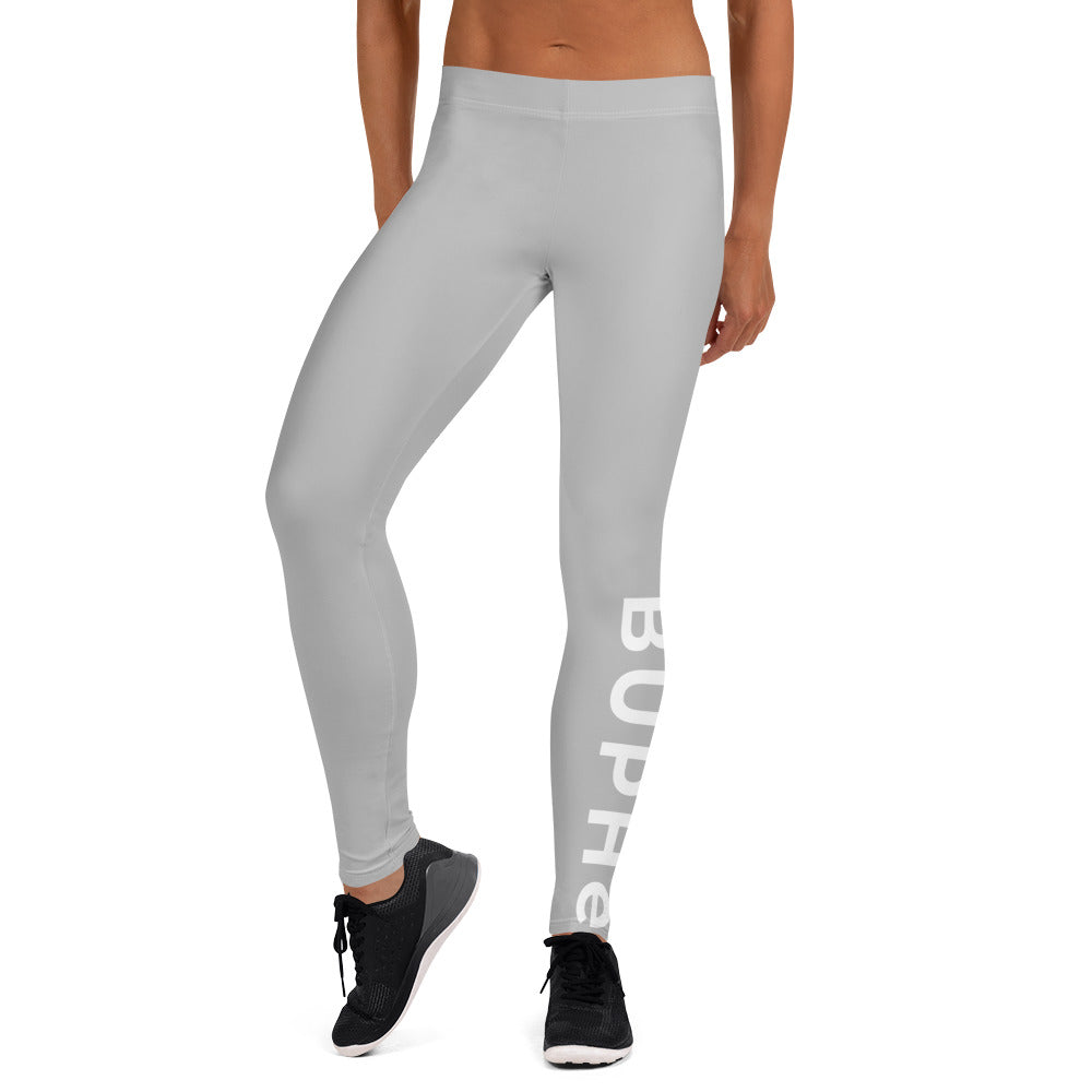 BUPHè Performance Leggings Grey