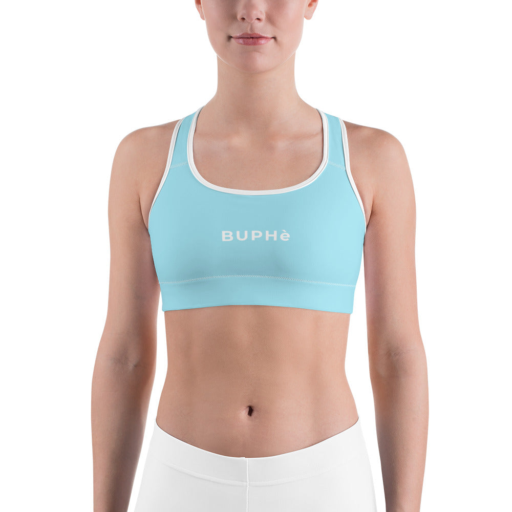BUPHè Sports Bra Blue