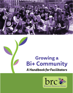 Growing a Bi+ Community: A Handbook