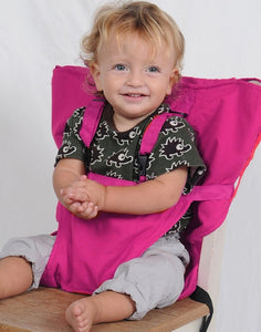 Portable Kids Safety Seat Cover