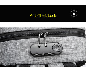 AntiTheft  Backpack