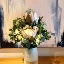 Load image into Gallery viewer, Blushing King Protea Australian Native Bouquet