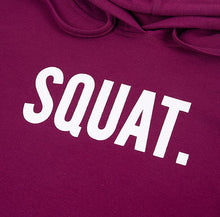 Load image into Gallery viewer, Crop Top Sports Hoodie - Squat