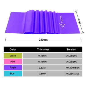 Elastic Stretch Tension Band