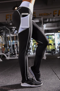 Workout Pants with Pocket