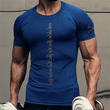 Load image into Gallery viewer, T-shirt Compression Fitness