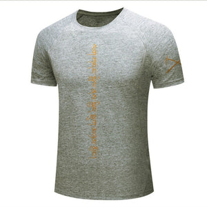 T-shirt Compression Fitness
