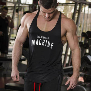 Tank Top Muscle Tank - MACHINE