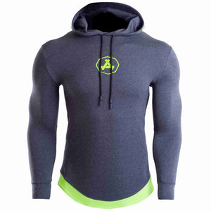 Sweater Men's Sports Hooded Longsleeve