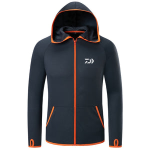 DAIWA Tech Hydrophobic Outdoor Jacket