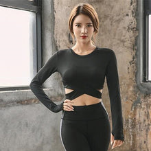 Load image into Gallery viewer, Fitness Jersey Seamless - Long Sleeve