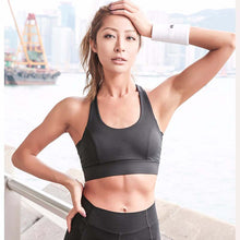 Load image into Gallery viewer, Push Up Sports Bra - Athletic