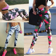 Load image into Gallery viewer, Running Gym Sport Leggings - Push up function