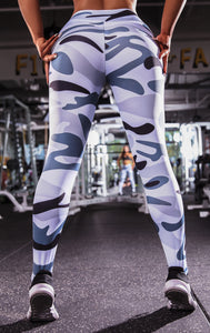 Running Gym Sport Leggings - Push up function