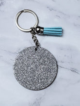 Load image into Gallery viewer, PAW PRINT - KEYCHAIN